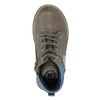 Chlapecká kotníčková obuv mini-b, hnědá, 211-3623 - 26