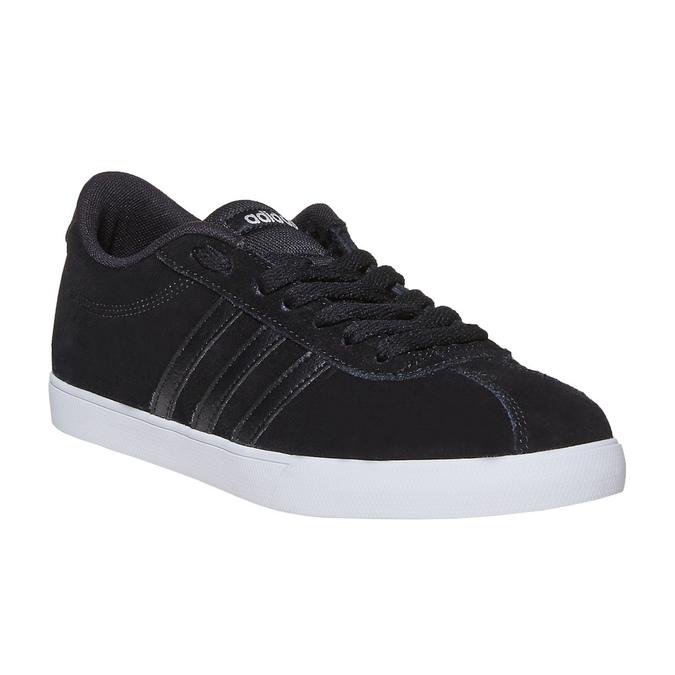 Ležérní dámské tenisky adidas, černá, 501-6229 - 13
