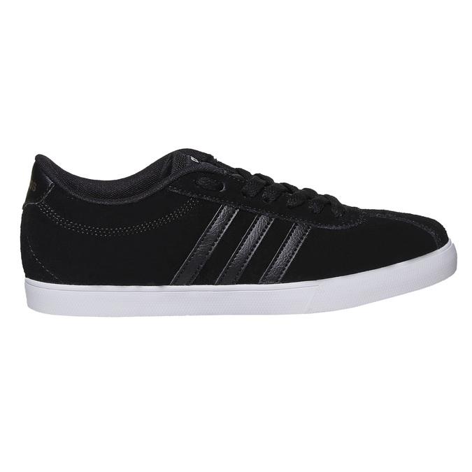 Ležérní dámské tenisky adidas, černá, 501-6229 - 15