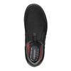 Kožené pánské Slip-on rockport, černá, 816-6048 - 15