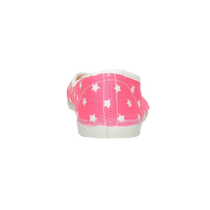 Dětské cvičky s hvězdičkami bata, růžová, 379-5217 - 16
