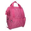 Růžový dámský batoh bjorn-borg, růžová, 969-5023 - 13