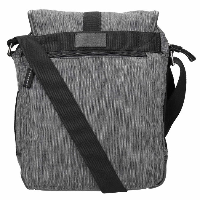 Šedá Crossbody taška s žíháním camel-active-bags, šedá, 969-2037 - 16