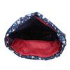 Batoh s barevným vzorem the-pack-society, modrá, 969-9076 - 15