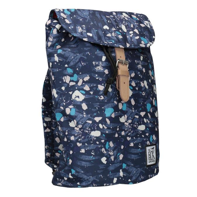 Barevný batoh the-pack-society, modrá, 969-9080 - 13