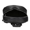 Kožený černý batoh bata, černá, 964-6240 - 15
