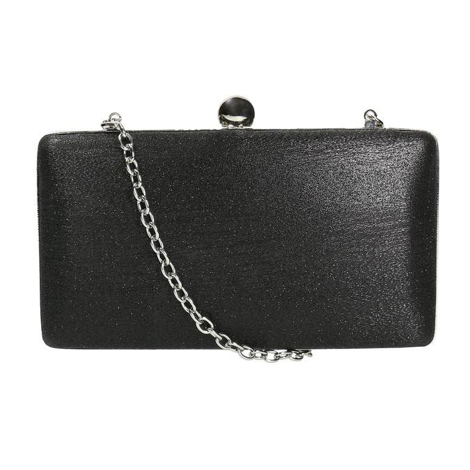 Pevné dámské psaníčko bata, černá, 969-6660 - 26