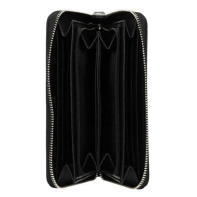 Dámská peněženka bata, černá, 941-6181 - 15
