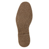 Kožená pánská kotníčková obuv bata, šedá, 823-2615 - 19