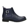 Modrá dětská Chelsea obuv mini-b, modrá, 321-9613 - 15