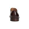 Hnědé kožené polobotky pánské bata, hnědá, 826-4681 - 15