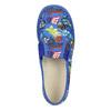 Dětské modré přezůvky bata, modrá, 379-9124 - 15