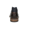 Pánské kožené Chukka Boots bugatti, modrá, 826-9007 - 16