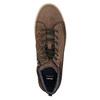 Kotníčkové pánské tenisky bata, hnědá, 846-4651 - 26