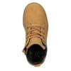 Dětská kotníčková obuv mini-b, hnědá, 291-8172 - 15