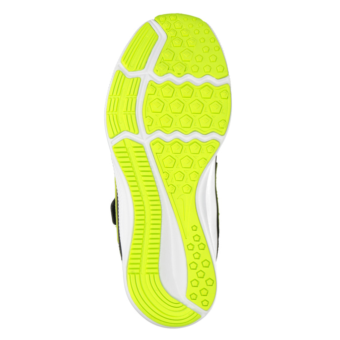 Dětské sportovní tenisky nike, černá, 301-6145 - 17