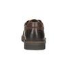Kožené pánské ležérní polobotky s prošitím bata, hnědá, 826-4917 - 15