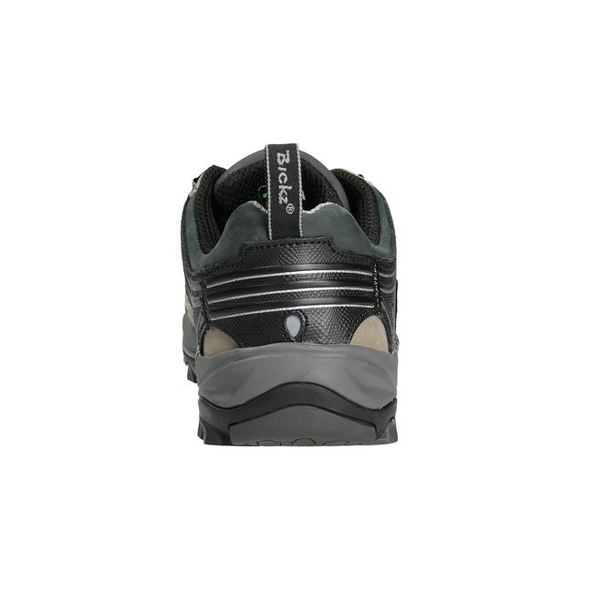 Pánská pracovní obuv Bickz 201 bata-industrials, černá, 846-6801 - 16