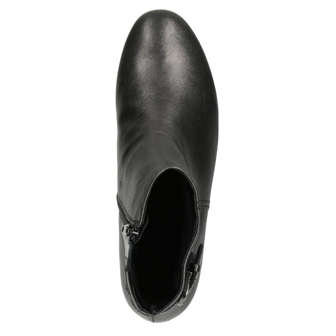 Kožená kotníčková obuv gabor, 616-4008 - 15