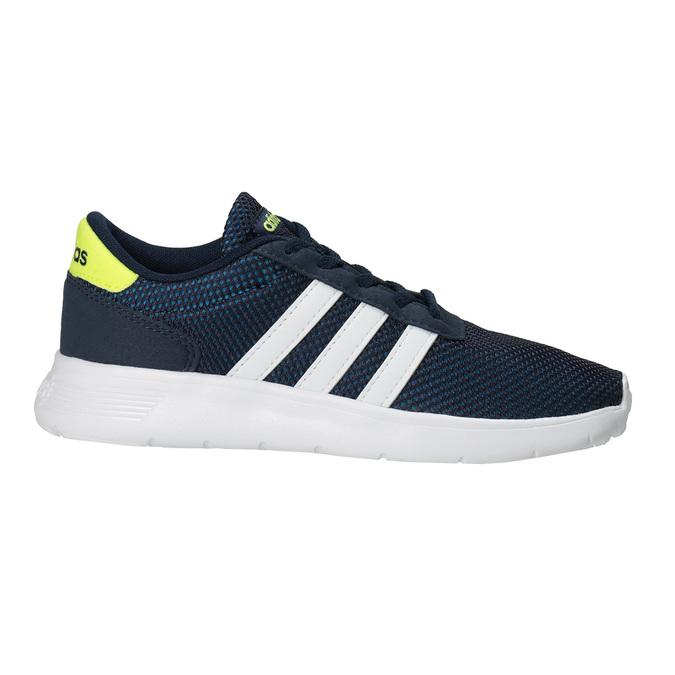 Modré dětské tenisky adidas, modrá, 309-9288 - 26