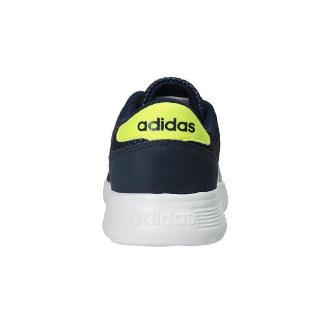 Modré dětské tenisky adidas, modrá, 309-9288 - 16
