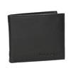 Černá kožená peněženka bugatti-bags, černá, 944-6050 - 13