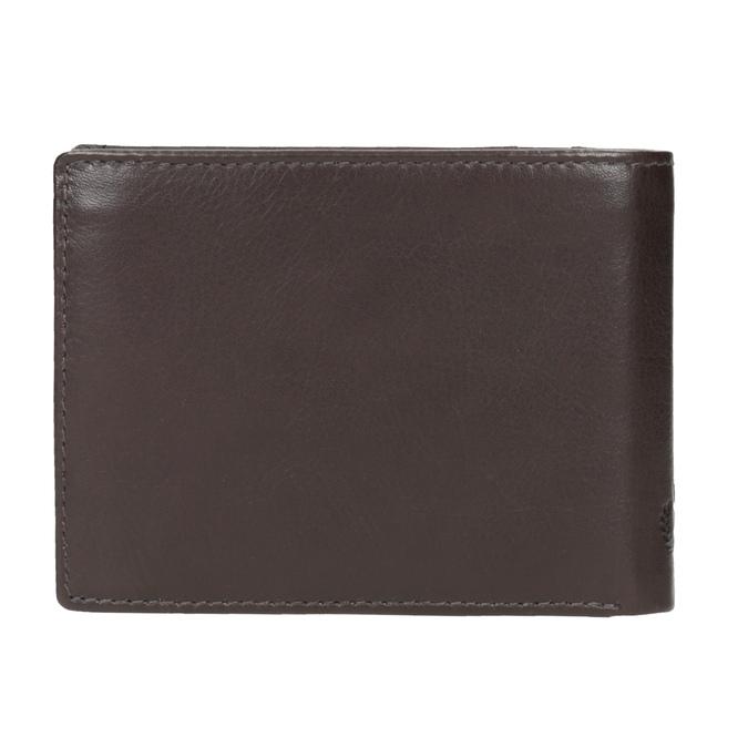 Pánská kožená peněženka bugatti-bags, hnědá, 944-4052 - 16