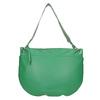Zelená kožená kabelka bree, zelená, 964-7029 - 26