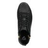 Černé kotníčkové tenisky, černá, 501-6172 - 15