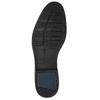 Pánská kožená Ombré obuv bata, hnědá, 826-3913 - 19