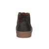 Pánská kožená kotníčková obuv bata, hnědá, 846-4653 - 16