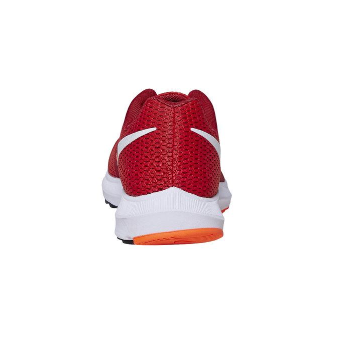 Pánské červené tenisky nike, červená, 809-5120 - 17