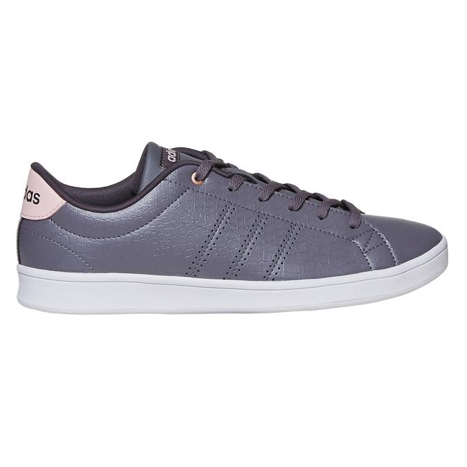 Dámské ležérní tenisky adidas, šedá, 501-2106 - 15