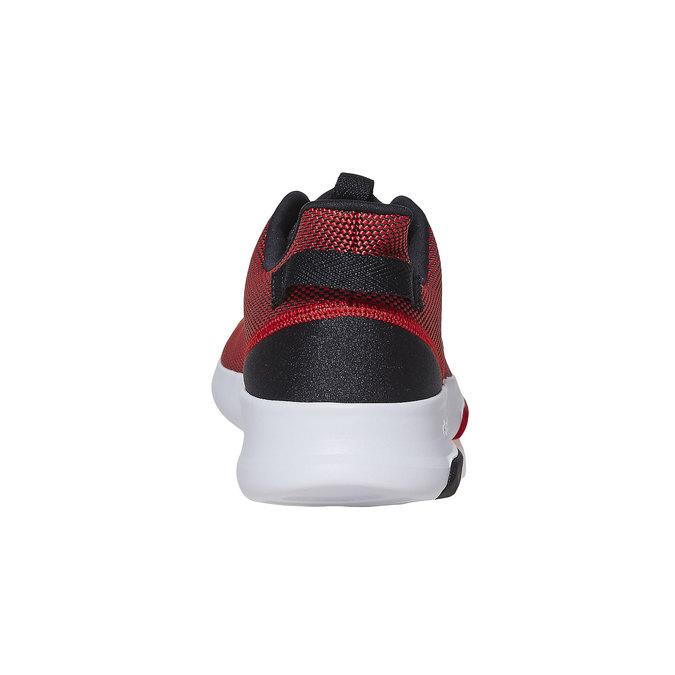Červené pánské tenisky adidas, červená, 809-5201 - 17