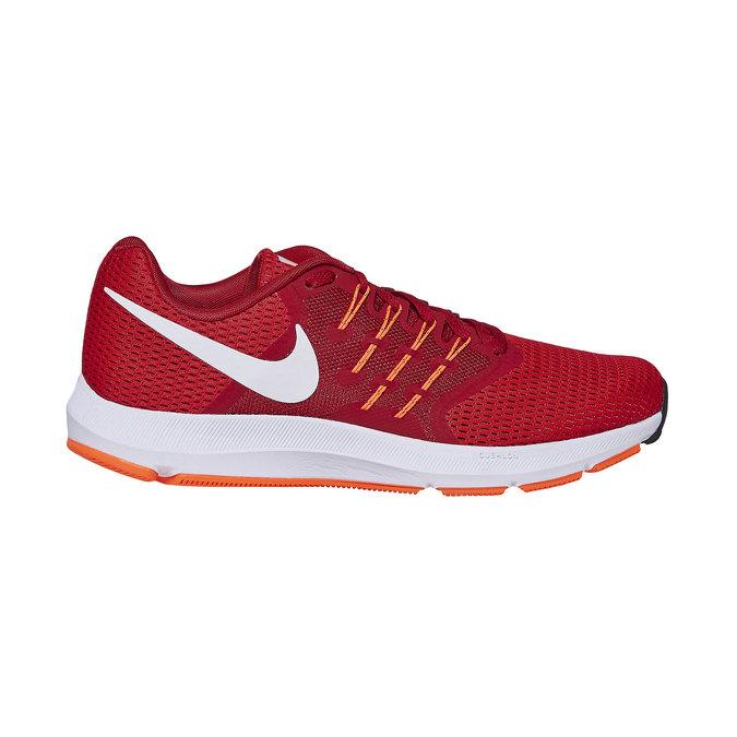 Pánské červené tenisky nike, červená, 809-5120 - 15
