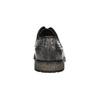 Ležérní pánské polobotky bata, hnědá, 826-4916 - 17
