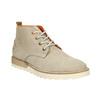 Kotníčková pánská obuv weinbrenner, béžová, 846-8701 - 13