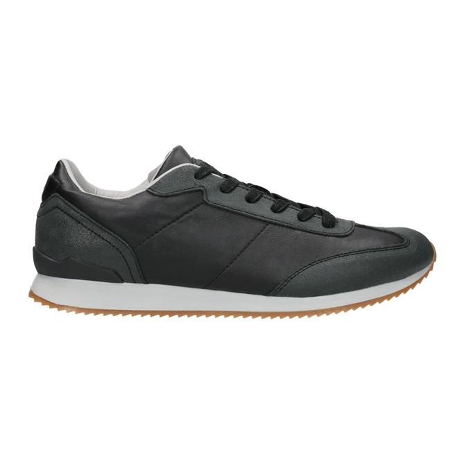 Pánské ležérní tenisky atletico, černá, 801-6180 - 26