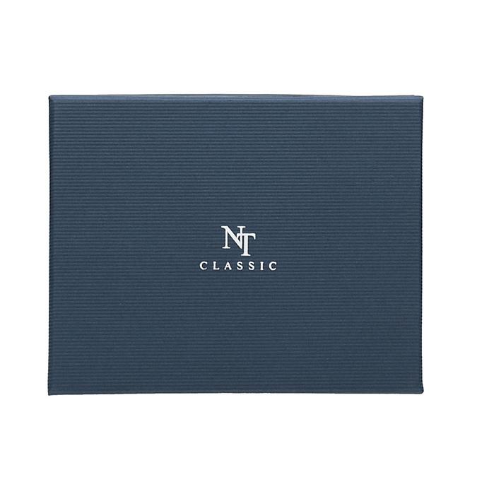 Pánská sada kravaty a kapesníčku n-ties, modrá, 999-9294 - 16
