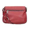 Červená Crossbody kabelka bata, červená, 961-5161 - 16