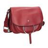 Červená Crossbody kabelka bata, červená, 961-5161 - 13