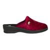 Dámská domácí obuv bata, červená, 579-5620 - 15