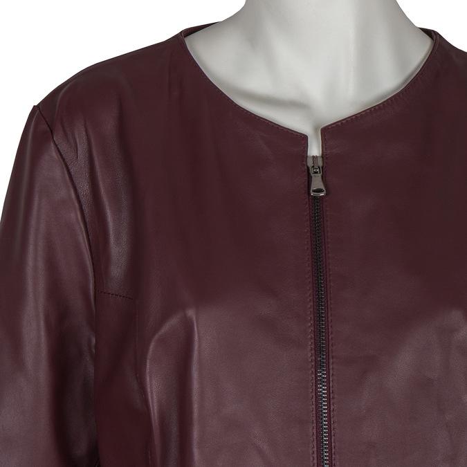 Kožená dámská bunda bata, vícebarevné, 974-0143 - 16
