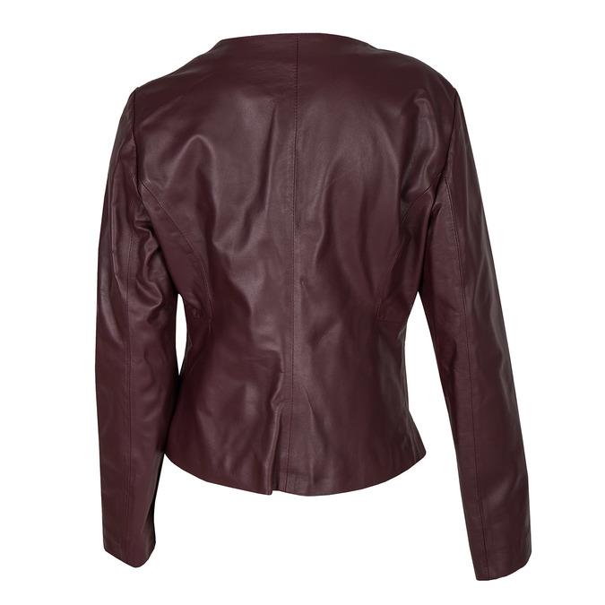 Kožená dámská bunda bata, vícebarevné, 974-0143 - 26