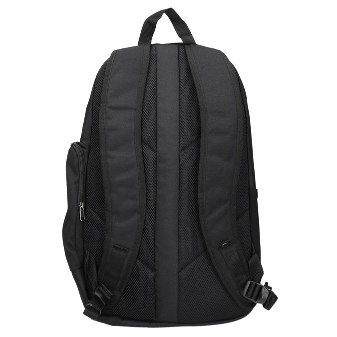 Černý batoh s přezkami vans, černá, 969-6098 - 16
