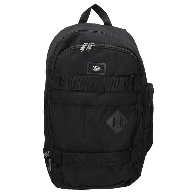 Černý batoh s přezkami vans, černá, 969-6098 - 26