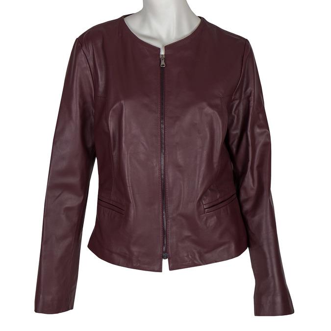 Kožená dámská bunda bata, vícebarevné, 974-0143 - 13