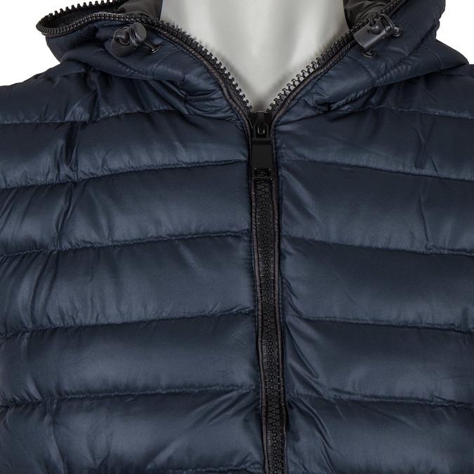 Modrá pánská vesta bata, modrá, 979-9116 - 16
