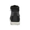Zimní dětská obuv mini-b, černá, 491-6652 - 17