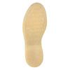 Dámské kožené Desert Boots bata, šedá, 593-2608 - 19